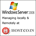 Managing Windows Server 2008 Core Locally And Remotely